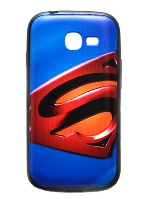 Fashion Case FC23 Blue  Print Samsung Galaxy 7262  Mobile Case Cover