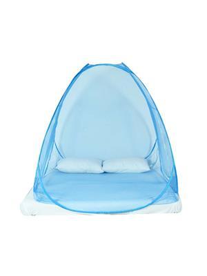 swati sales sb11 blue mosquito net