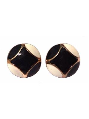 Shreya Collection 741.8 Black women earrings