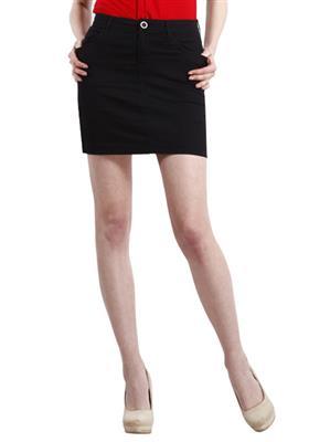 Hash 69 H 300 Black Skirt