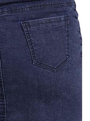 Hash 69 H 302 Dark Blue Skirt