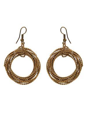 Grand Jewels Sumdes209 Yellow Women Earring