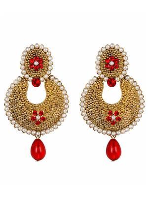 Grand Jewels sumdes242 Silver Women Earring