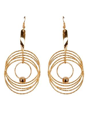 Grand Jewels sumdes253 Yellow Women Earring