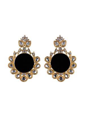 Grand Jewels sumdes260 Black Women Earring