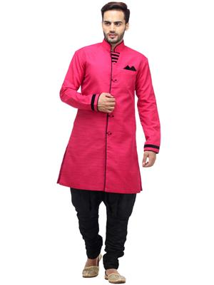Swarnam 3051 Pink  Mens Ethnic Wear