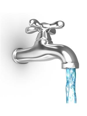 M M TRADERS t2 Brass Wll Mount Water tap