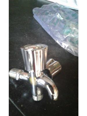 Neelkamal t8 Steel Water Tap