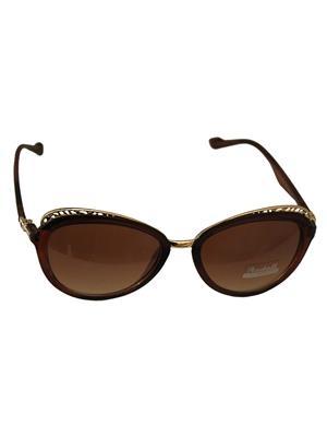 Trackdeal Tdsg209 Women Oval Sunglasses