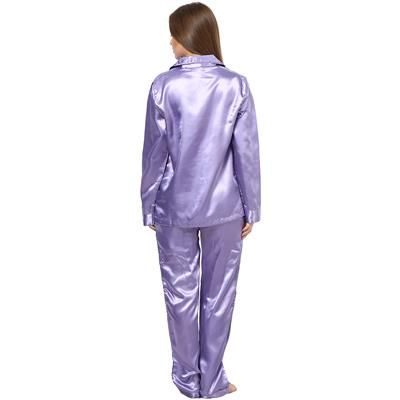 Rose Vanessa RS 025 Rose Satin Night Suits