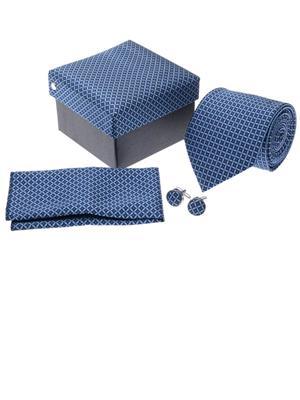 Tosiddos TPTSFN 61 Blue Mens Necktie