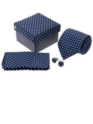 Tosiddos TPTSFN 69 Blue Mens Necktie