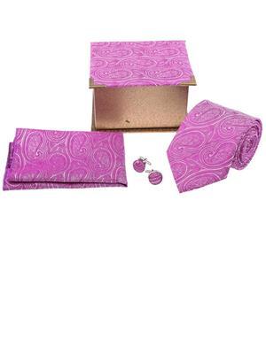 Tosiddos TSG 16 Pink Mens Necktie