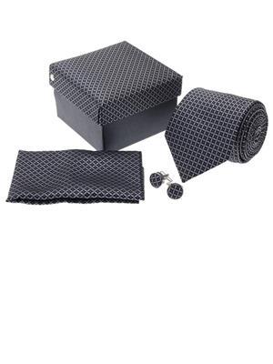 Tosiddos TPTSFN 83 Grey Mens Necktie