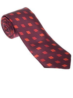 Tosiddos TPTSFN 94 Red Mens Necktie