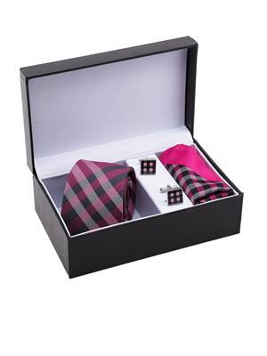 Tosiddos RSTS 06 Pink  Mens Necktie