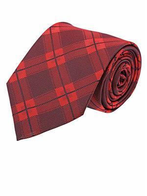 Tosiddos  MFST 378 Red Mens Necktie