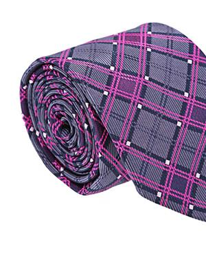 Tosiddos  MFST 304 Purple Mens Necktie