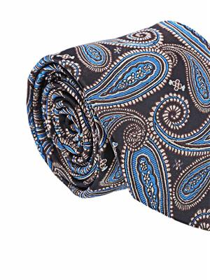 Tosiddos  MFST 312 Blue Mens Necktie