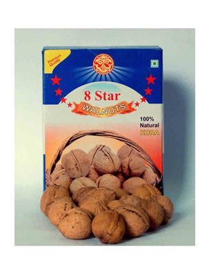 8 Star trust301 Walnut Whole-1000 gms (100% Natural)
