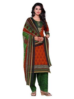 Vihana v022 Multicolored Women Dress Materials