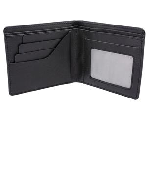 Tosiddos WN17 Black Mens Wallet