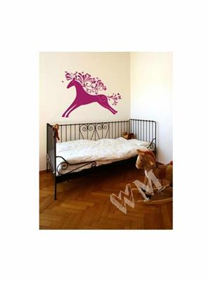 Wallmantra wmchna005S Multicolored Wall Stickers