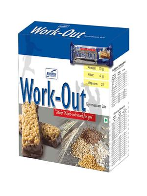 RiteBite Work Out Pack Of 6 ,1800 Gm