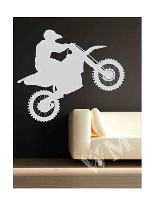 Wallmantra wmspsp022S Multicolored Wall Stickers