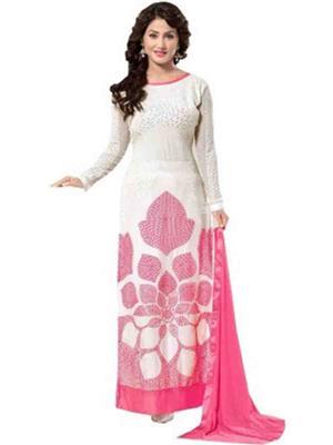 Vandu Fashion y1 Yellow Women Dress Material