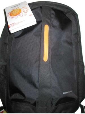 lenovo y1 Black & Yellow Laptop Bag