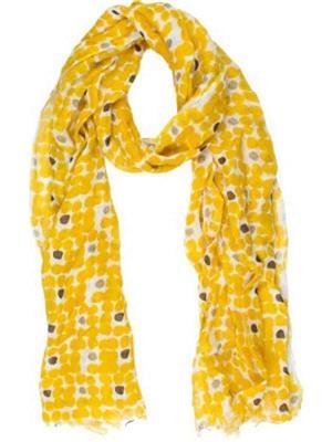 Amaryllis  y2 Yellow  Women Scarve