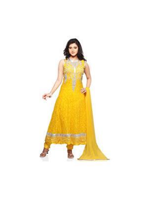 mitali yd2 yellow dress material