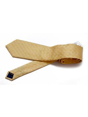 Zodiacs F02 Yellow Mens Necktie