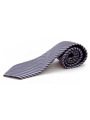 Zodiacs F78 Purple Mens Necktie